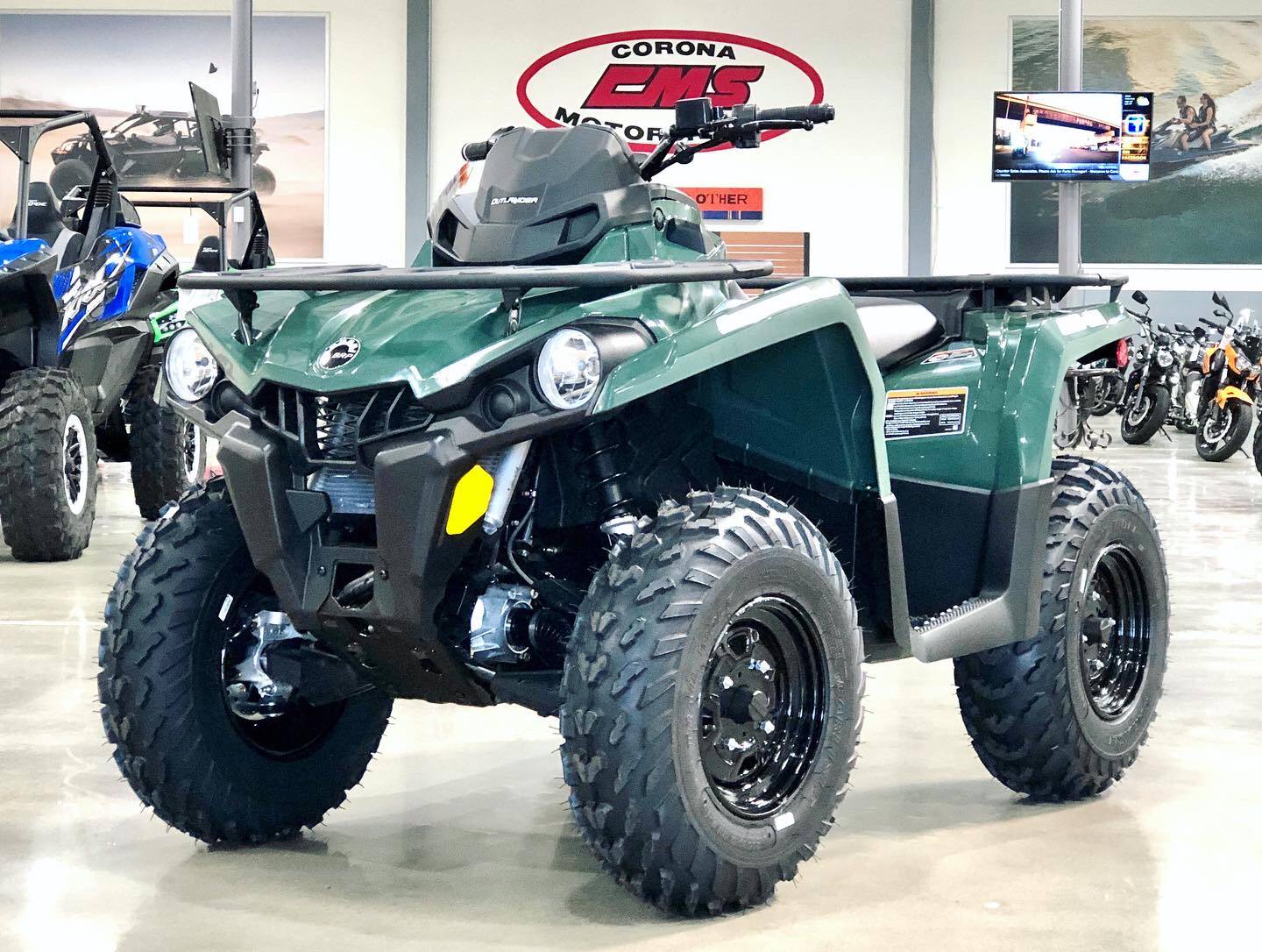2021 Can-Am Outlander 450 in Corona, California - Photo 1