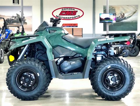 2021 Can-Am Outlander 450 in Corona, California - Photo 2