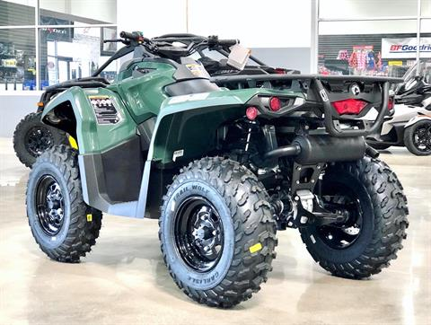 2021 Can-Am Outlander 450 in Corona, California - Photo 3
