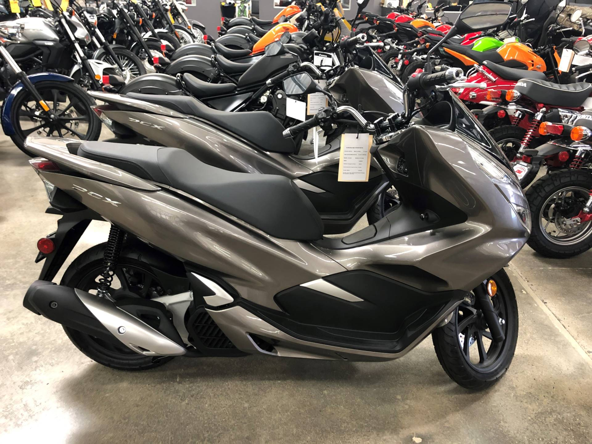 2019 Honda PCX150 in Corona, California - Photo 1
