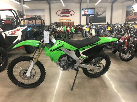 2008 Kawasaki KX™250F in Corona, California - Photo 1