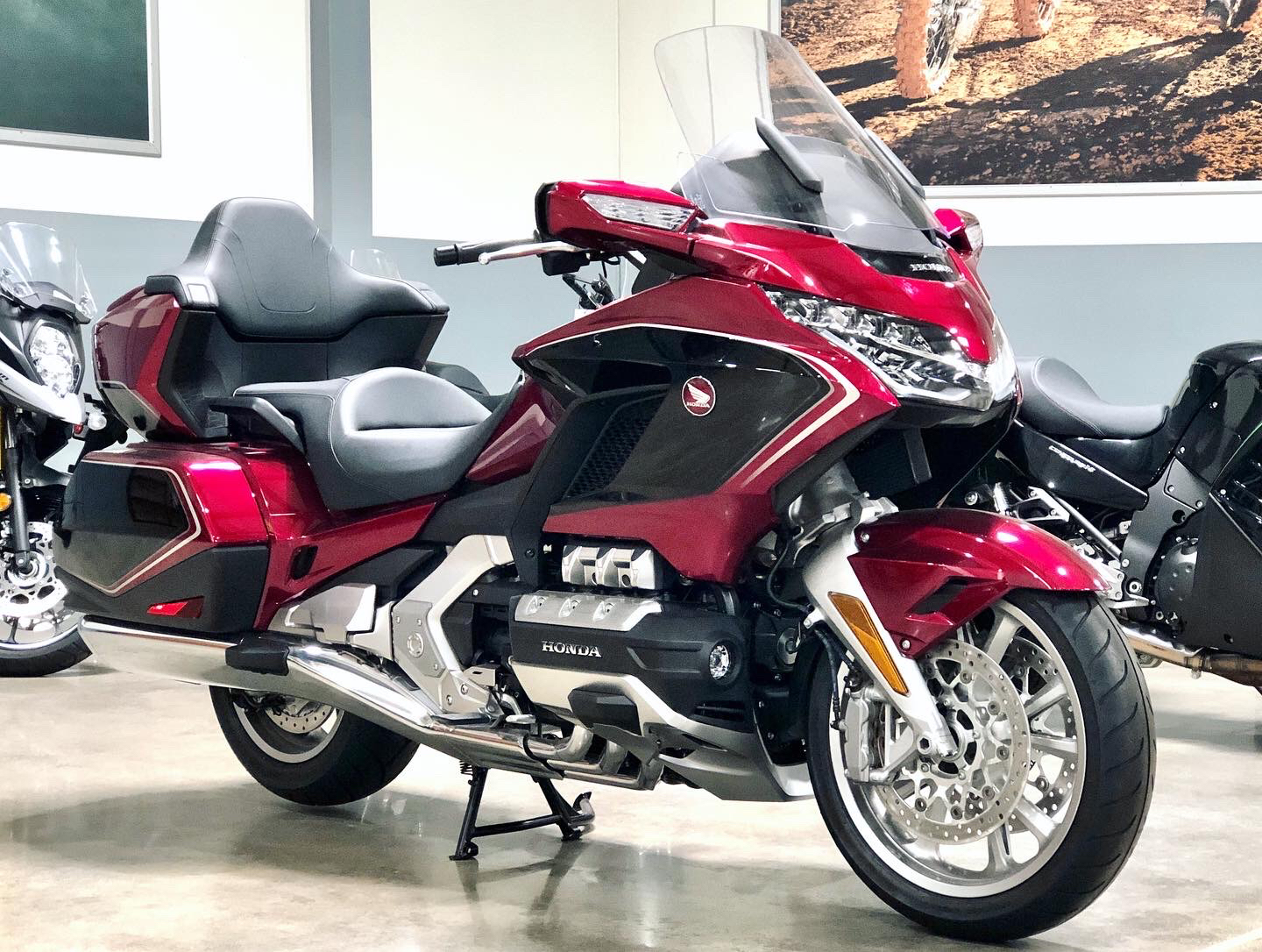 2020 Honda Gold Wing Tour in Corona, California - Photo 1