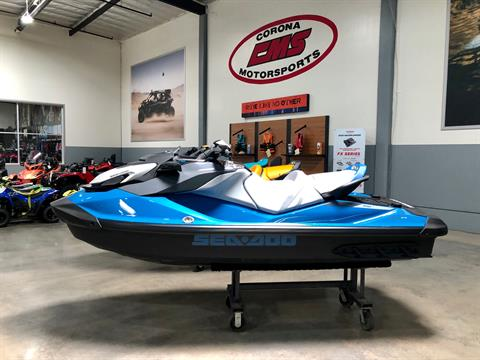 2020 Sea-Doo GTI SE 130 iBR in Corona, California - Photo 1