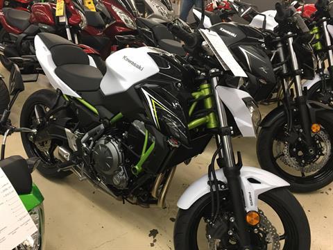 2017 Kawasaki Z650 ABS in Corona, California