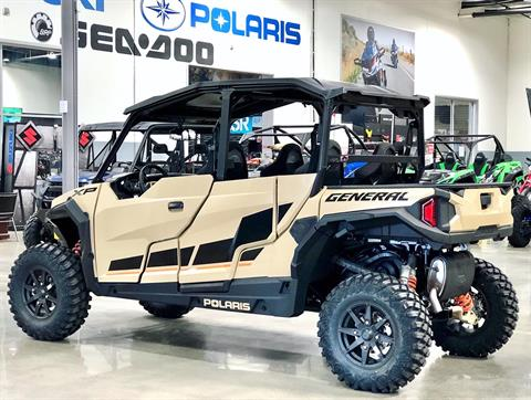 2021 Polaris General XP 4 1000 Deluxe Ride Command in Corona, California - Photo 2