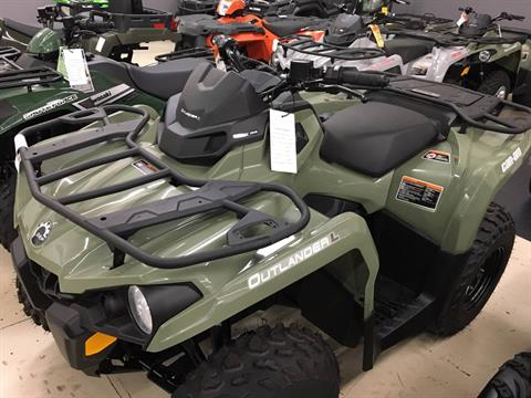 2016 Can-Am Outlander L 450 in Corona, California
