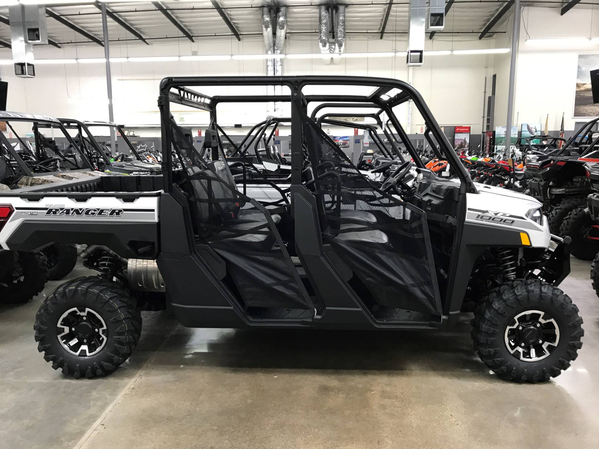 2019 Polaris Ranger Crew XP 1000 EPS Premium for sale 89736