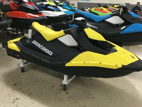 2016 Sea-Doo Spark 2up 900 ACE in Corona, California