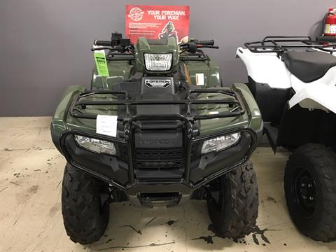 2016 Honda FourTrax Foreman 4x4 Power Steering in Corona, California