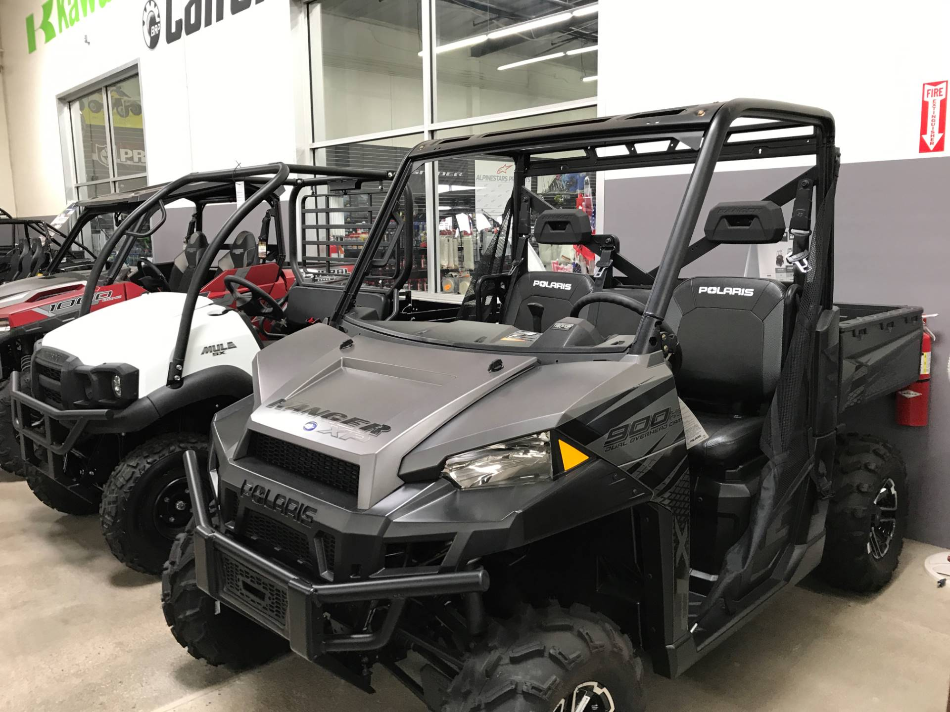 2018 Polaris Ranger XP 900 EPS in Corona, California