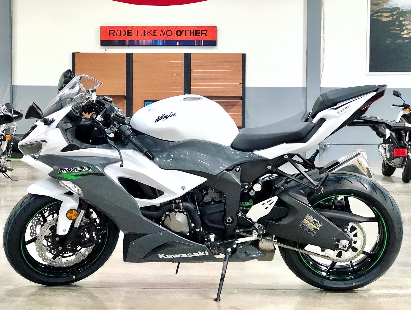 2021 Kawasaki Ninja ZX-6R in Corona, California - Photo 1