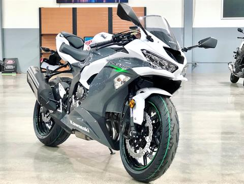 2021 Kawasaki Ninja ZX-6R in Corona, California - Photo 2