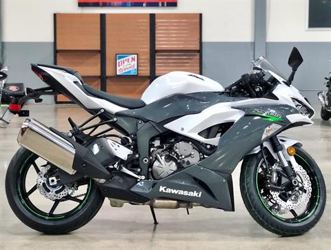 2021 Kawasaki Ninja ZX-6R in Corona, California - Photo 3