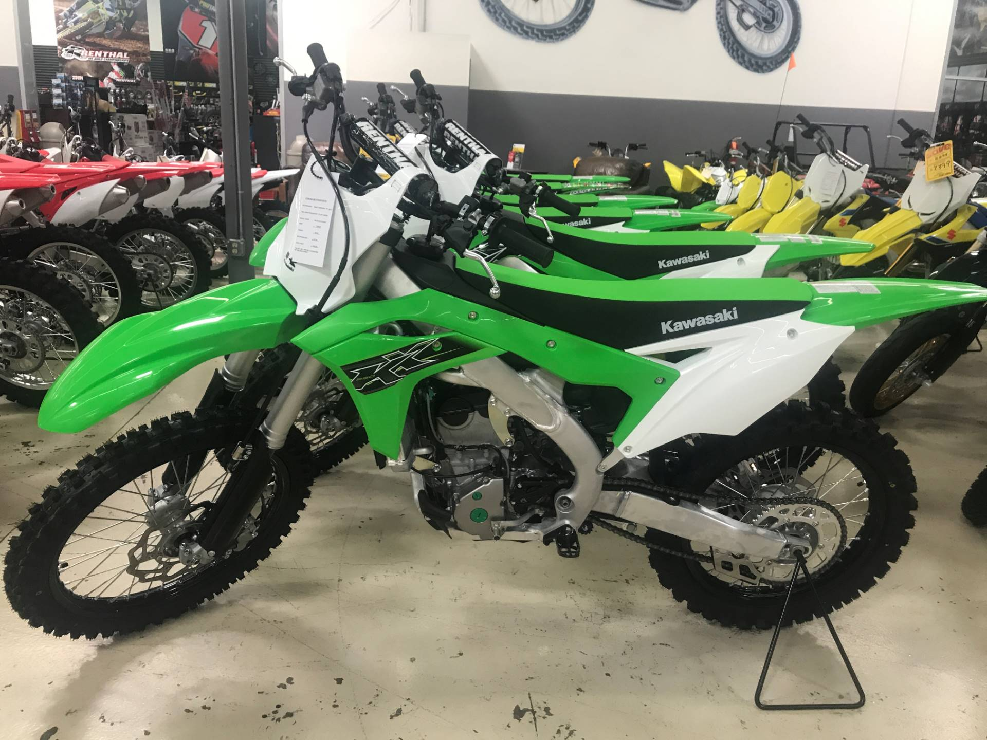 2019 Kawasaki KX 250 in Corona, California - Photo 1