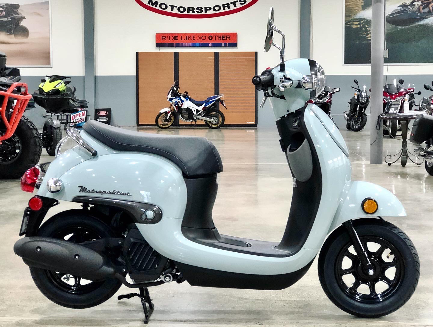2020 Honda Metropolitan in Corona, California - Photo 1