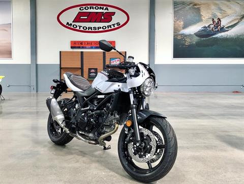 2019 Suzuki SV650X in Corona, California - Photo 2