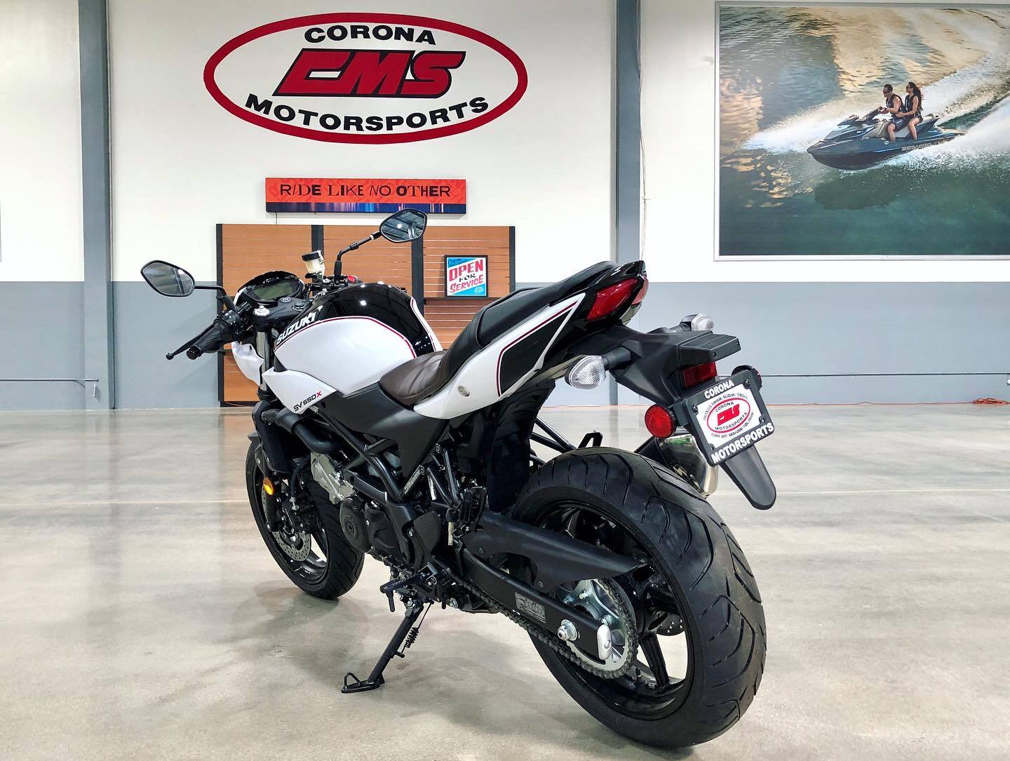 2019 Suzuki SV650X in Corona, California - Photo 3