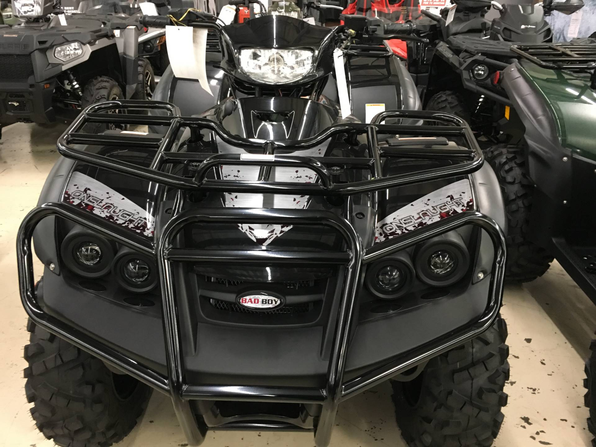 2017 Bad Boy Off Road Onslaught 550 EPS in Corona, California
