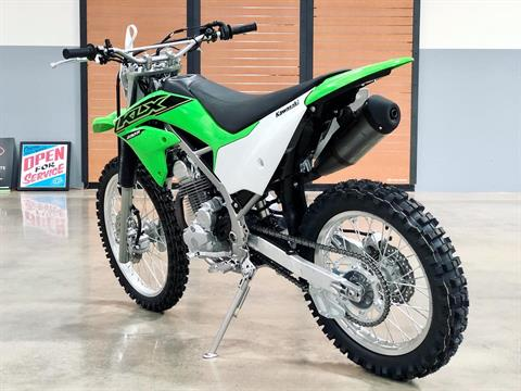2021 Kawasaki KLX 230R S in Corona, California - Photo 4