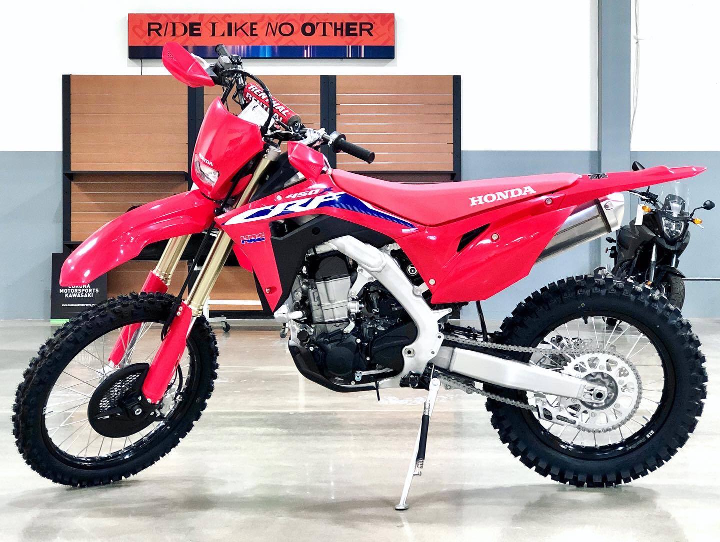 2021 Honda CRF450X in Corona, California - Photo 2