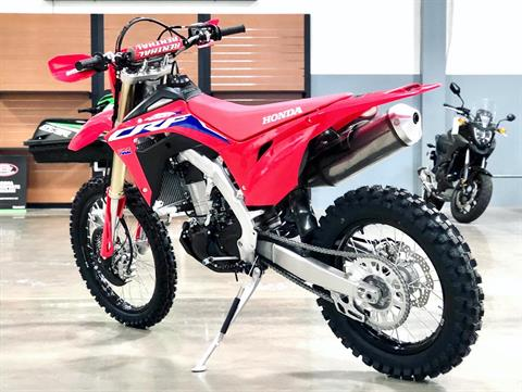 2021 Honda CRF450X in Corona, California - Photo 3