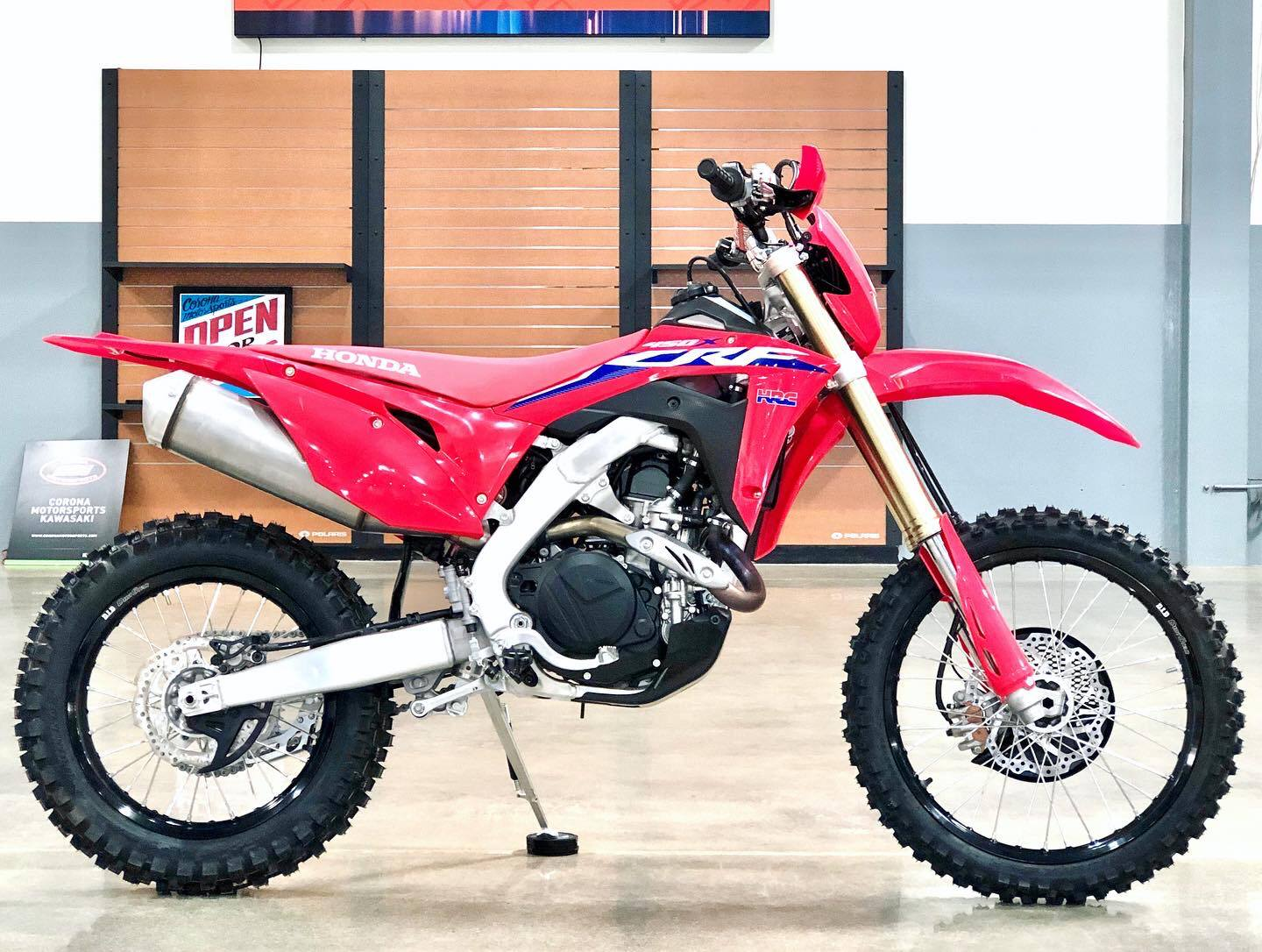 2021 Honda CRF450X in Corona, California - Photo 6