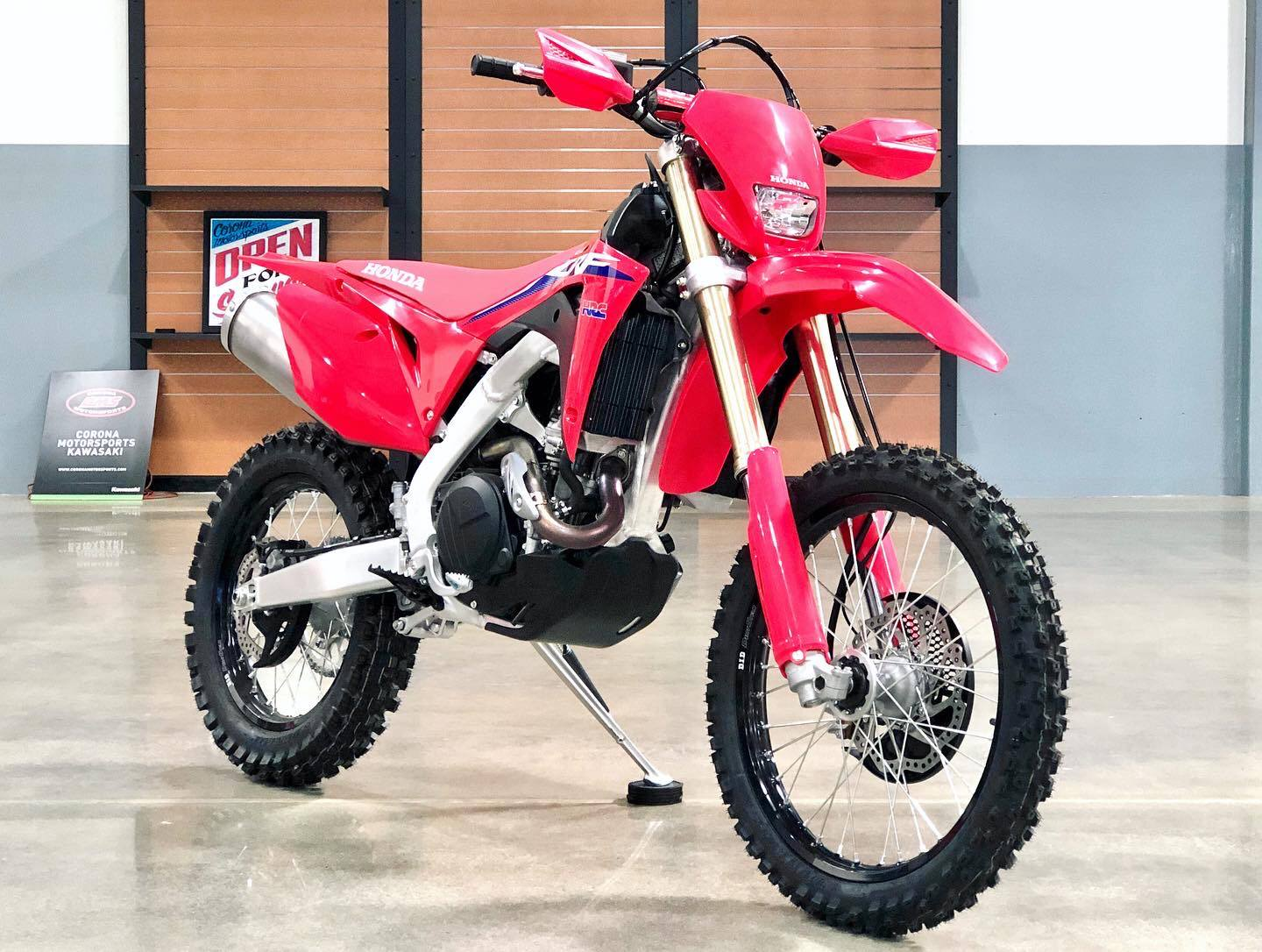 2021 Honda CRF450X in Corona, California - Photo 7