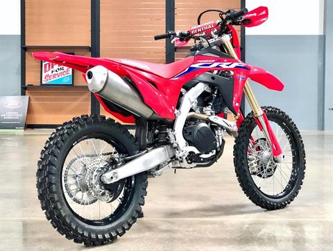 2021 Honda CRF450X in Corona, California - Photo 8