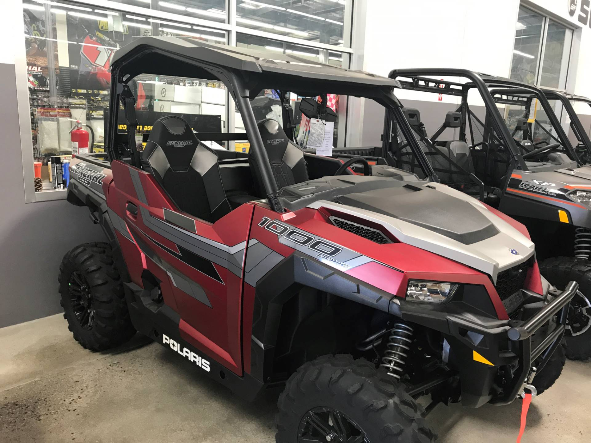 2018 Polaris General 1000 EPS Ride Command Edition in Corona, California - Photo 1