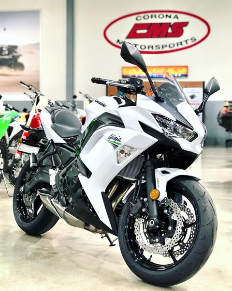 2020 Kawasaki Ninja 650 ABS in Corona, California - Photo 2