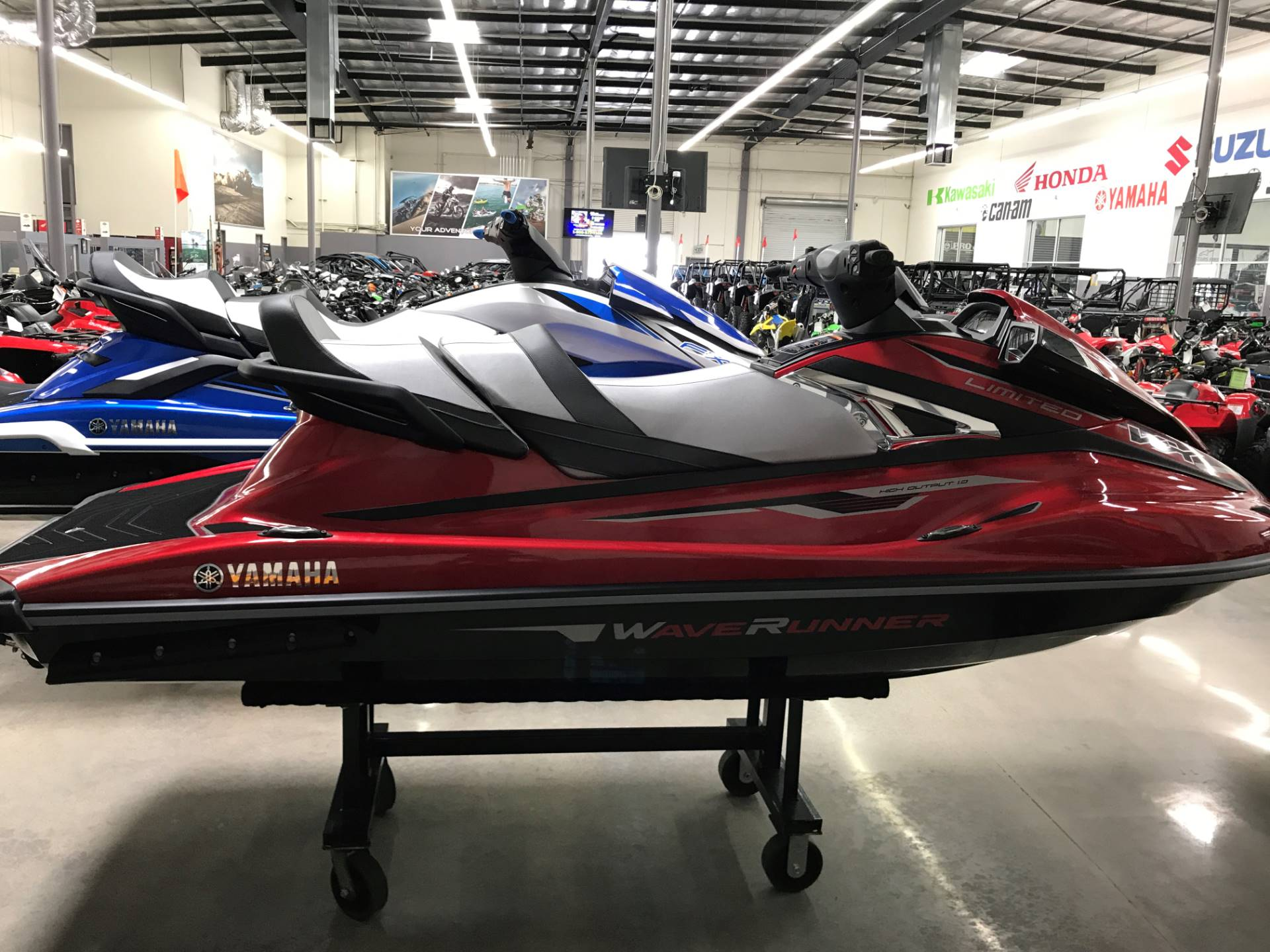 2019 Yamaha VX Limited in Corona, California - Photo 1