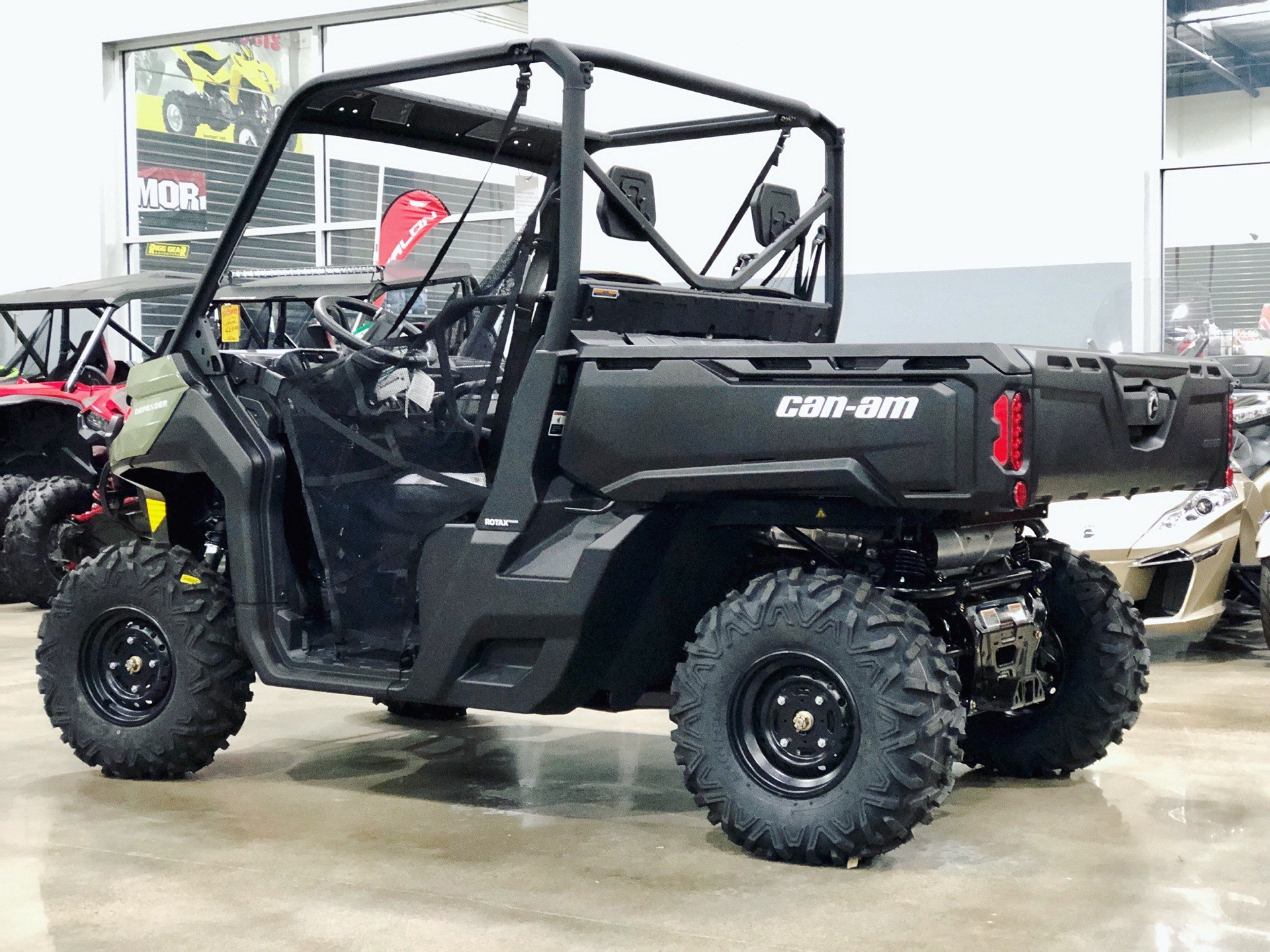 2020 Can-Am Defender HD8 in Corona, California - Photo 3