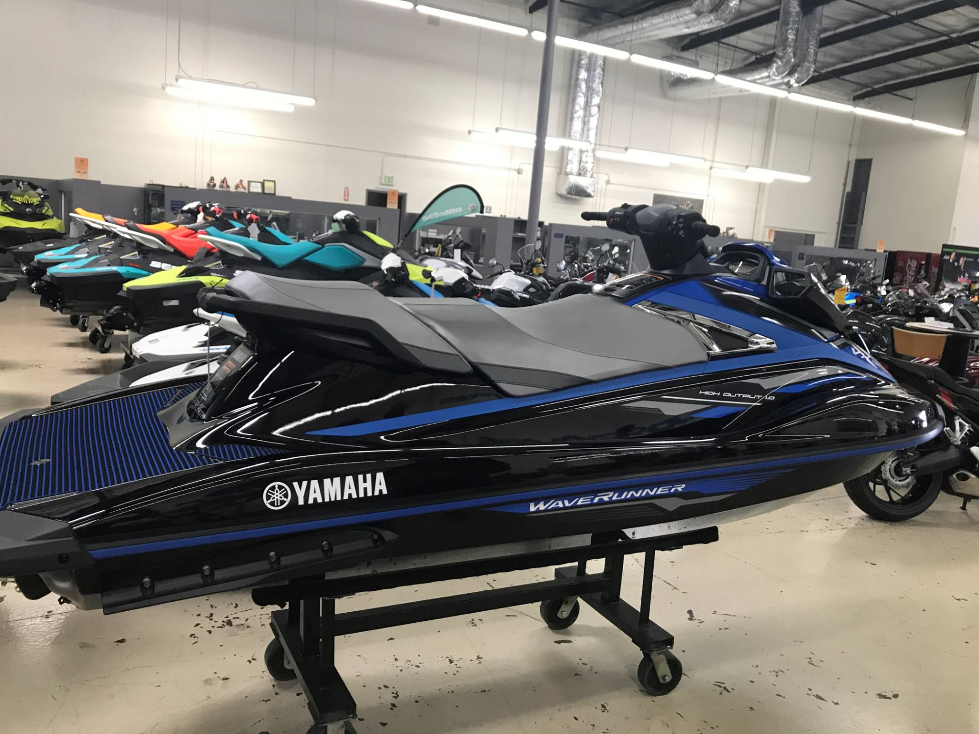 2018 Yamaha VX Deluxe for sale 215776