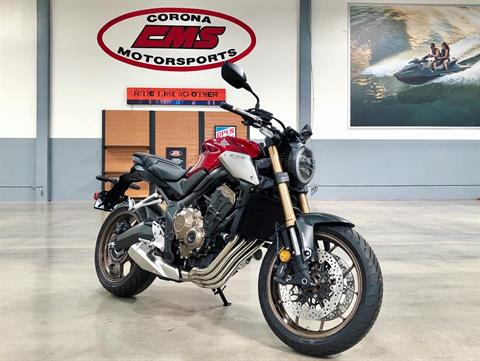 2020 Honda CB650R ABS in Corona, California - Photo 2