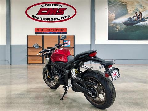 2020 Honda CB650R ABS in Corona, California - Photo 3