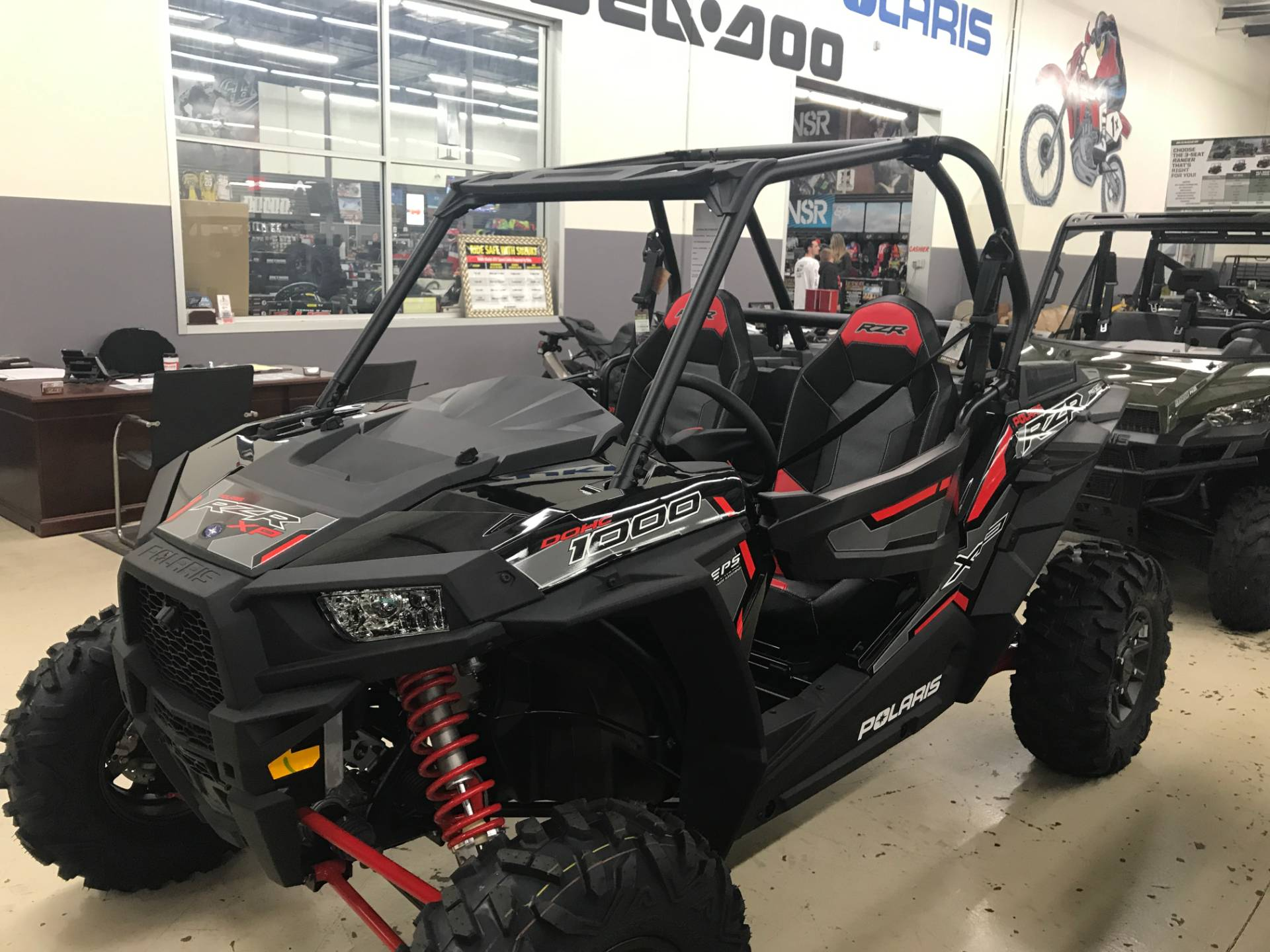 2018 Polaris RZR XP 1000 EPS Ride Command Edition for sale 109338