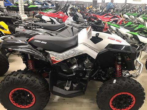 2018 Can-Am Renegade X xc 850 in Corona, California