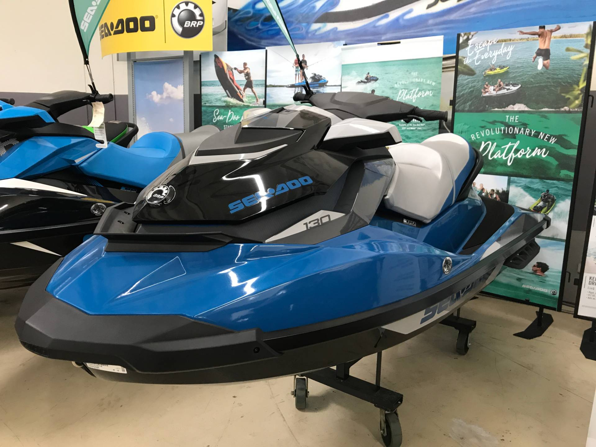 2018 Sea-Doo GTI SE 130 for sale 31563