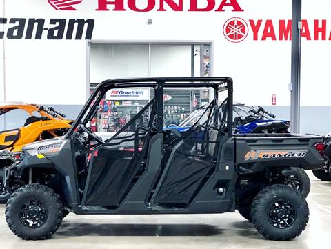 2020 Polaris Ranger Crew 1000 Premium in Corona, California - Photo 2