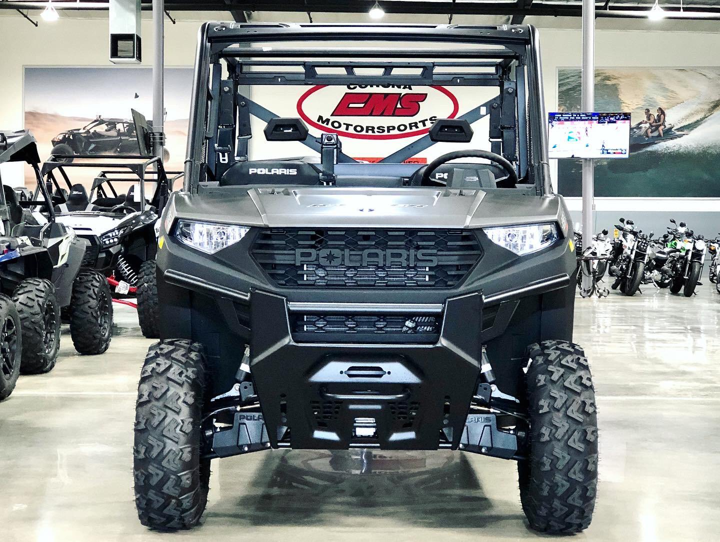 2020 Polaris Ranger Crew 1000 Premium in Corona, California - Photo 3
