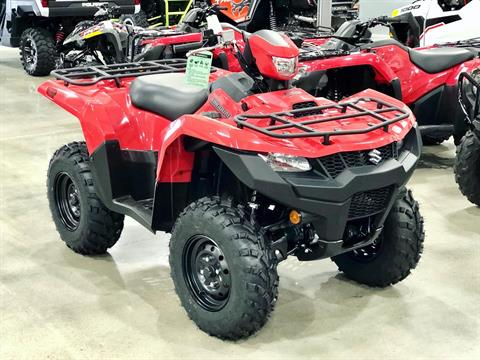 2021 Suzuki KingQuad 500AXi in Corona, California - Photo 1