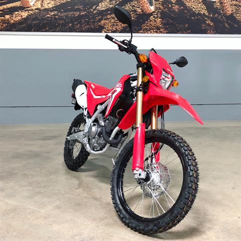 2020 Honda CRF250L ABS in Corona, California - Photo 3