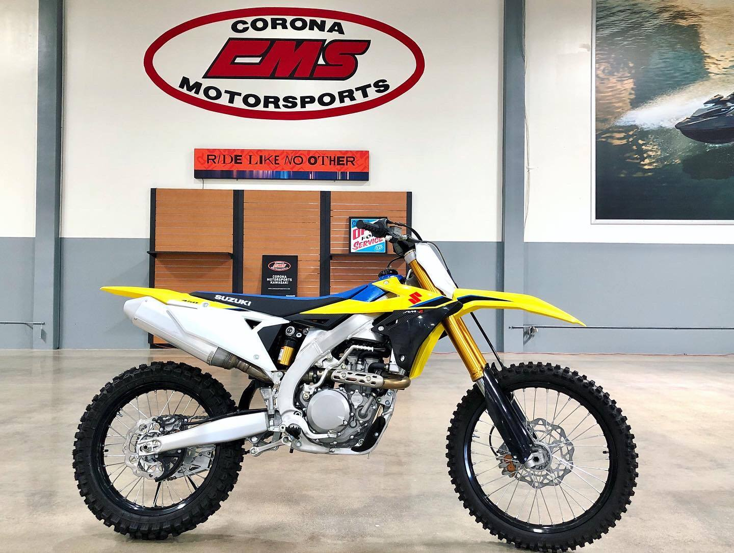 2020 Suzuki RM-Z450 in Corona, California - Photo 1