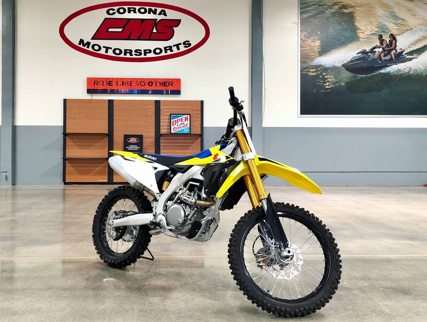 2020 Suzuki RM-Z450 in Corona, California - Photo 2