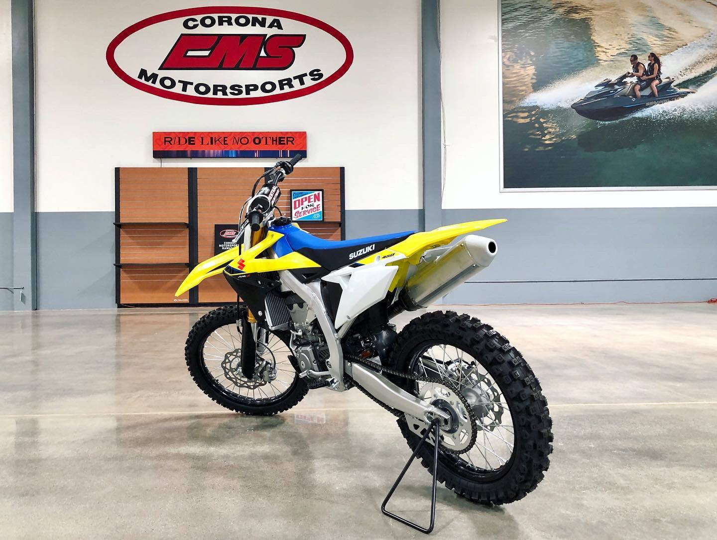 2020 Suzuki RM-Z450 in Corona, California - Photo 3