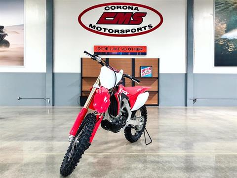 2020 Honda CRF450R in Corona, California - Photo 2