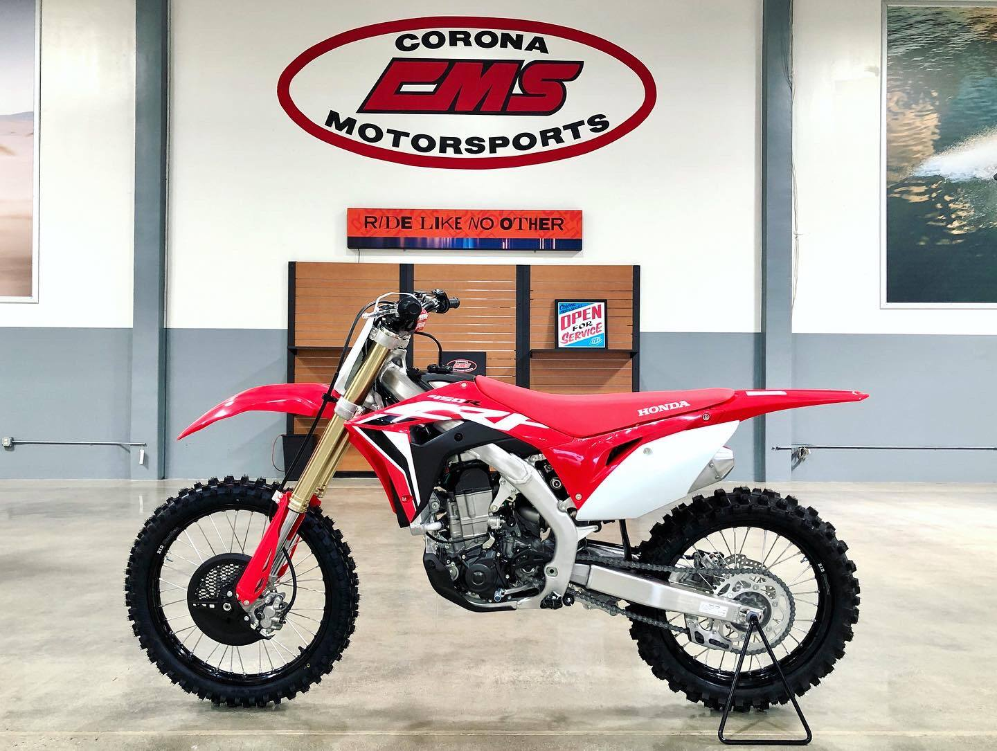 2020 Honda CRF450R in Corona, California - Photo 3