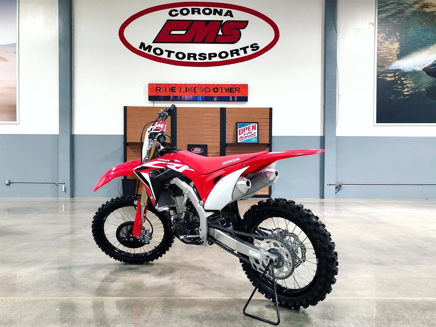 2020 Honda CRF450R in Corona, California - Photo 4