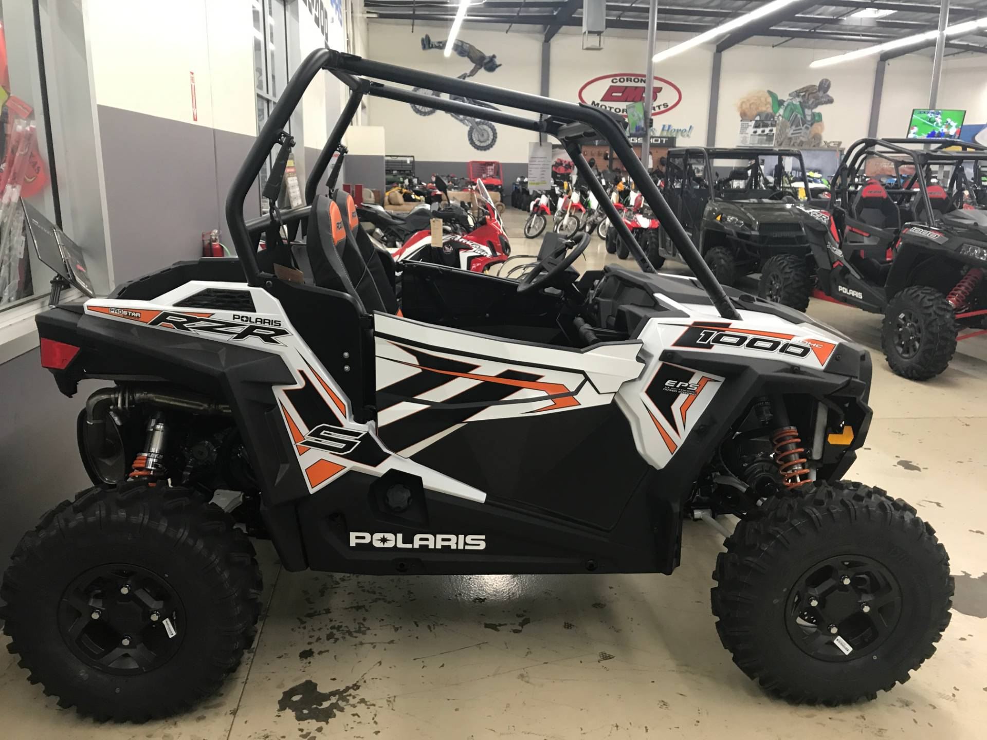 2018 Polaris RZR S 1000 EPS for sale 109367