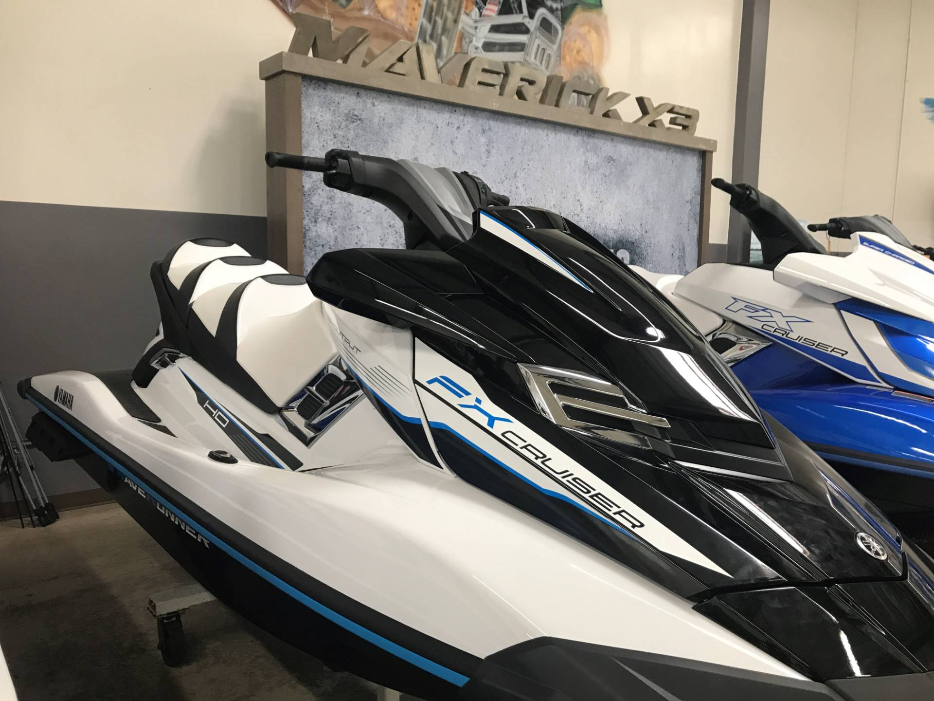 2018 Yamaha FX Cruiser HO for sale 216016